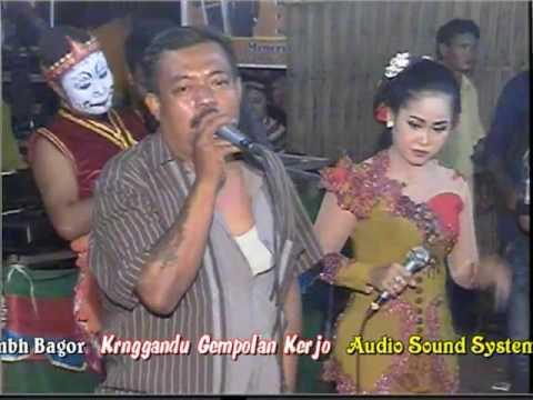Dandut Syahdu Duet Bareng Santi - CS Supra Nada Live Jatimulyo Sambi