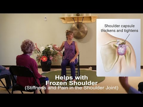 Somatic Celtic Cross to Free Up Shoulder Tightness with Sherry Zak Morris