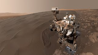 Five Years of Curiosity on Mars (public talk)