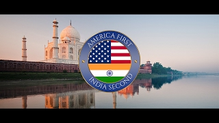 America First, India Second(official) | #everysecondcounts - VCreat