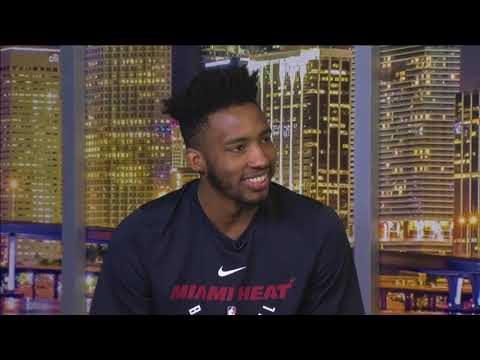Derrick Jones Jr. -- Miami Heat vs. Utah Jazz 01/07/2018