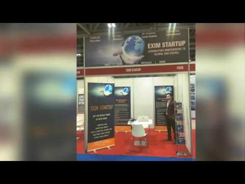 EXIM STARTUP - GOING GLOBAL.