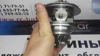 Картридж турбины RC050-118 Mitsubishi Pajero 2.5 LD 4D56(, 2014-06-27T12:52:44.000Z)