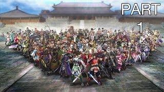 Warriors Orochi 3 Walkthrough PT. 1 - The Hydra