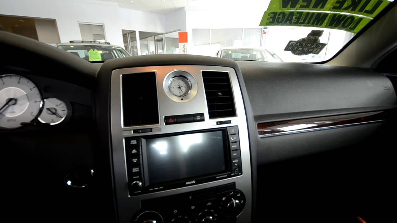 2008 Chrysler 300C Hemi DUBS (stk# 28030 ) for sale at Trend Motors Used Car Center in Rockaway ...