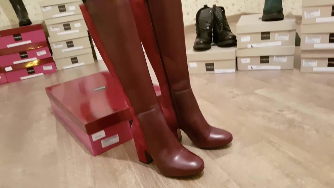 купить женские сапоги casadei - YouTube