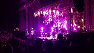 """I'm The Man Who Loves You"" - Wilco @ The Greek Theater, Berkeley CA 9/22/2012"