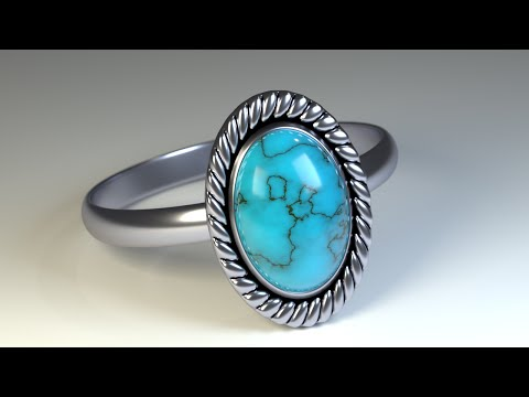 Blender Tutorial: Photorealistic Ring
