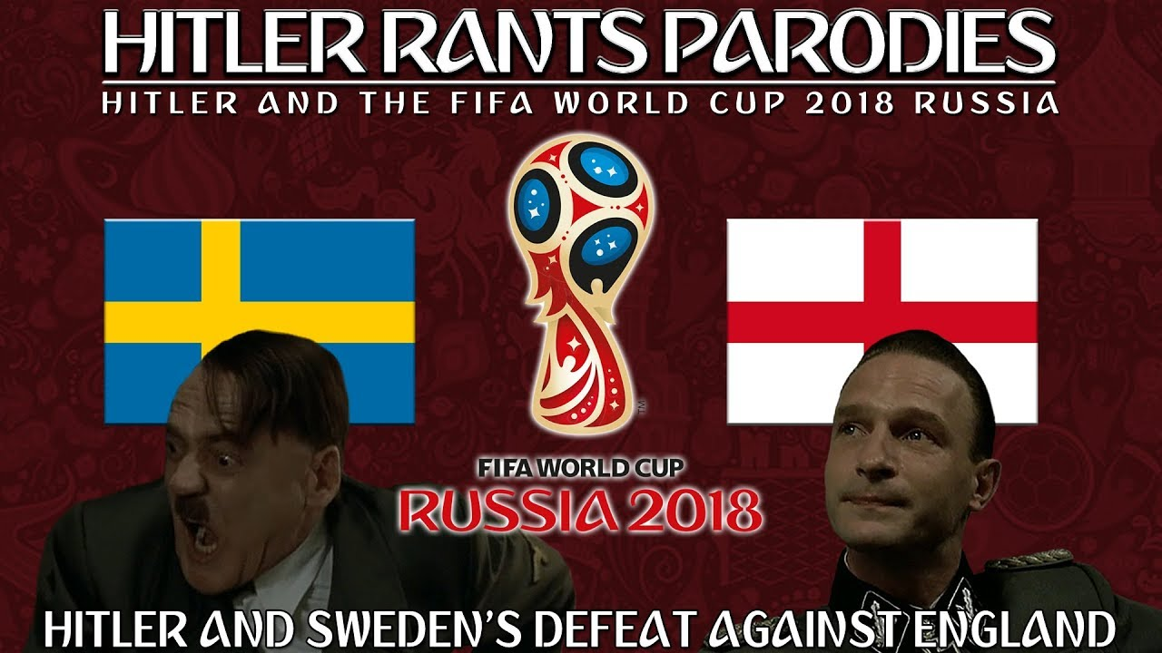 Hitler and Sweden's defeat against England in the World Cup