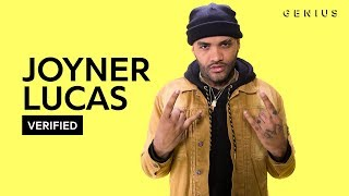"Joyner Lucas ""I'm Not Racist"" Official Lyrics & Meaning 