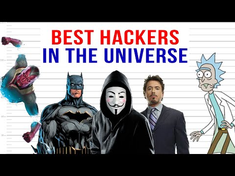 Best Hackers in The Universe