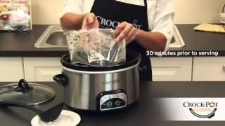 How to make Chicken &amp Dumplings with Crock-Pot Cuisine
