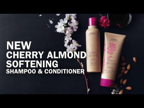 aveda-|-cherry-almond-shampoo-&-conditioner-for-soft-hair