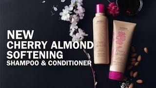 Aveda | Cherry Almond Shampoo & Conditioner for Soft Hair