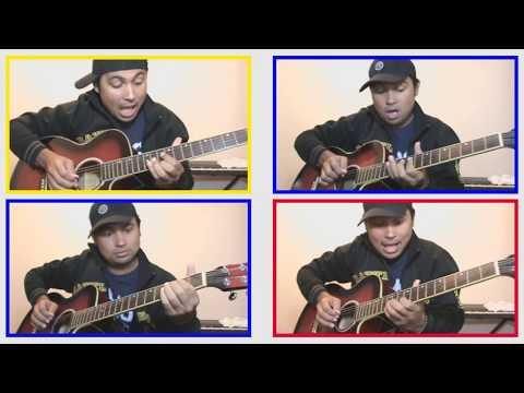 Asa Branca de Luiz Gonzaga Instrumental violao