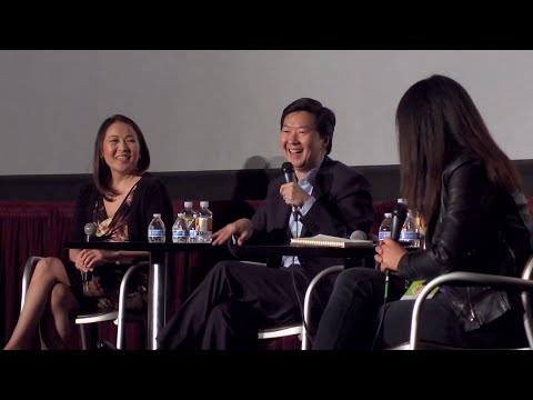 SDAFF 2015: Getting Intimate with Dr. Ken (Ken Jeong, Suzy Nakamura, Jenny Yang)