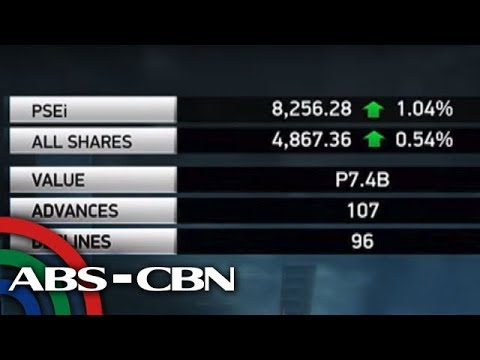 Business Nightly: PH shares outperform Asia on 1st trading day of Q4