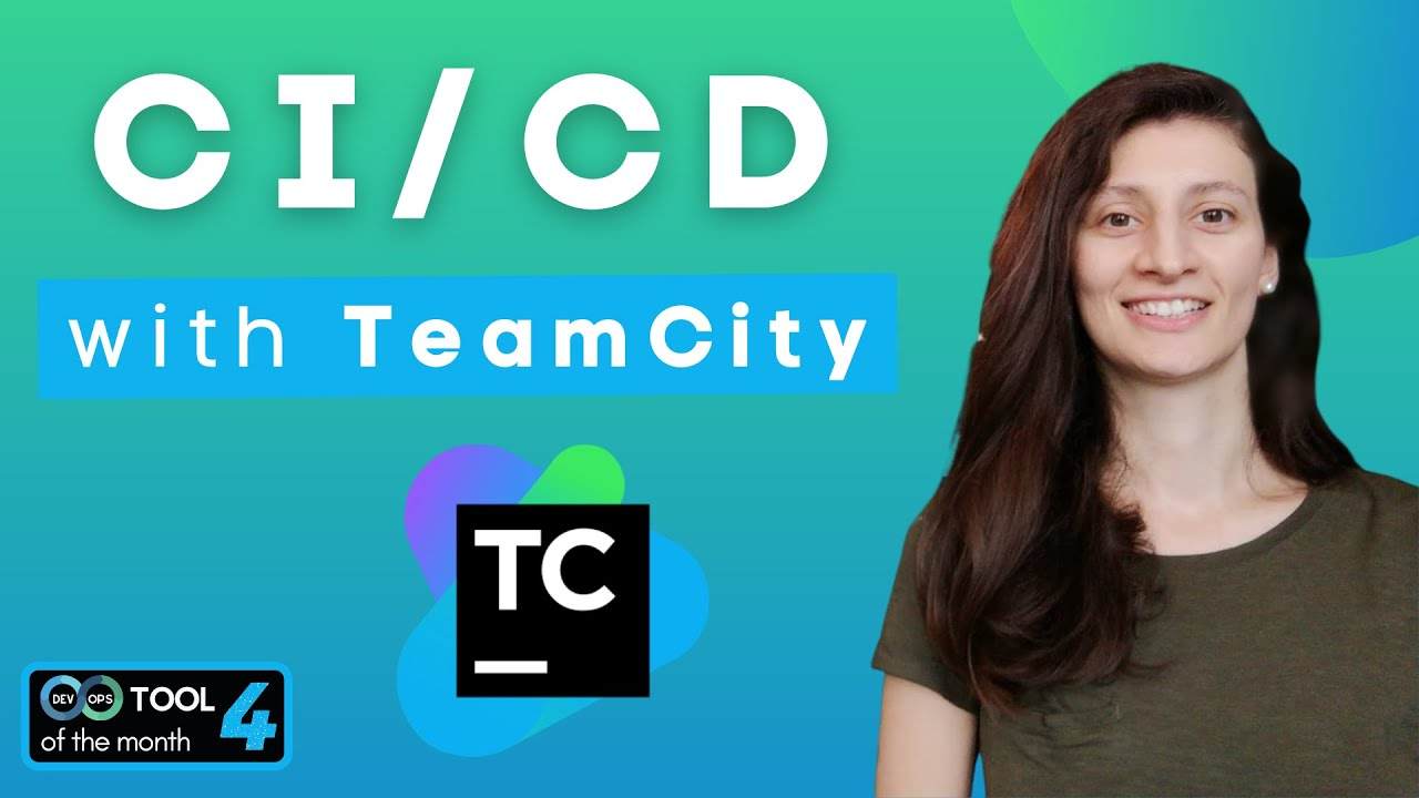 CI/CD with JetBrains TeamCity | TeamCity Tutorial