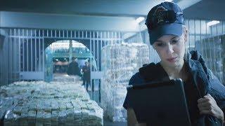Ограбление в ураган трейлер на русском (2018)