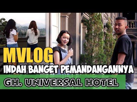 #MVLOG - PEMANDANGAN INDAH DI LANTAI 5 GH UNIVERSAL BANDUNG