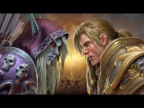 World of Warcraft: Battle for Azeroth...