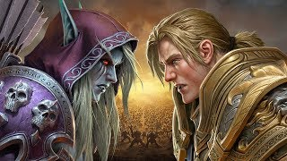 World of Warcraft: Battle for Azeroth Review in Progress