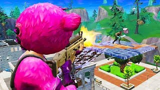 FORTNITE BATTLE ROYALE Mobile Gameplay Trailer