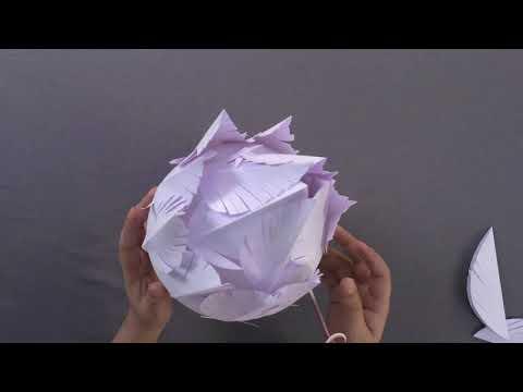 Decorative Paper Lamp Shade