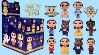 Beauty and the Beast Vinyl Figures Toys Videos Mystery Minis BELLE Funko - Collect Them All?