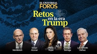 Retos en la era de Trump