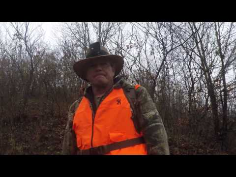Hanging out and Hunting with Ricky