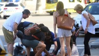 Police confirm multiple deaths in Barcelona terror attack