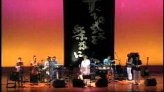 2010年 糸島市 伊都文化会館にて、喜納昌吉トーク&ライブにて。 喜納流か...