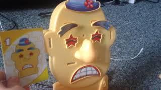 Mr funny face
