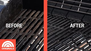 How To Clean A Grill | TODAY