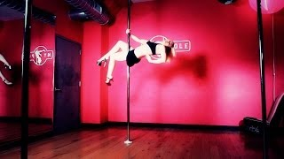How to Meet USPDF Spinning Requirement   Pole Dancing