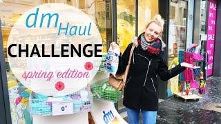 DM HAUL CHALLENGE   Frühlings Edition   Isabeau