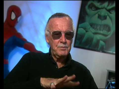 Stan Lee interview 1/3 - YouTube