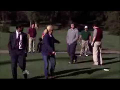 Parks and Rec - Tom on Tiger Woods