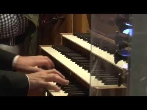 Ulrich Pakusch in concert | Jerusalem St. Saviour | 13.11.2014