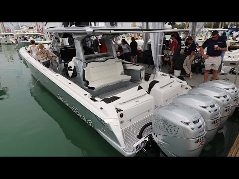 Powerboat Nation Rocks the 2017 Miami Boat Show - Part Five