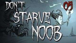 Don't Starve Noob - Episode 5 - Full Moon