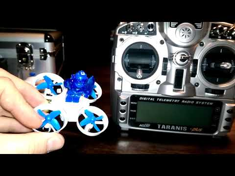 How to bind the Eachine E011 with your Taranis