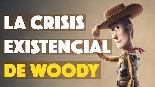 La CRISIS Existencial de Woody - SIGNIFICADO OCULTO EN TOY STORY