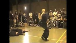 Les Twins, 2007.02, battle, Pas de quartier (?) vs Yudats, Noisiel