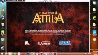 Attila Total War Açılmıyor Sorununun Çözümü %100