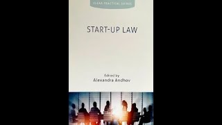 Start-up Law - Founders Agreements