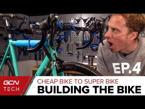 Building The  Bike | Cheap Bike To Super Bike Ep. 4