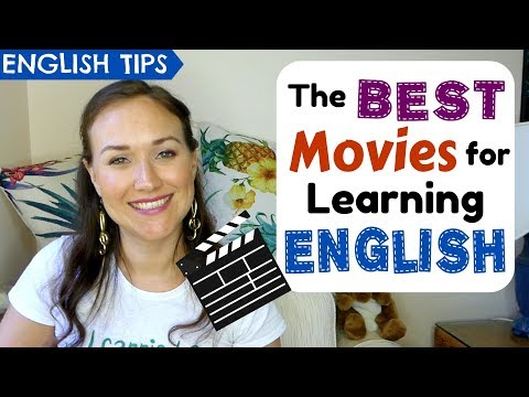 Movies (films) to Improve Your English Listening | English Tips