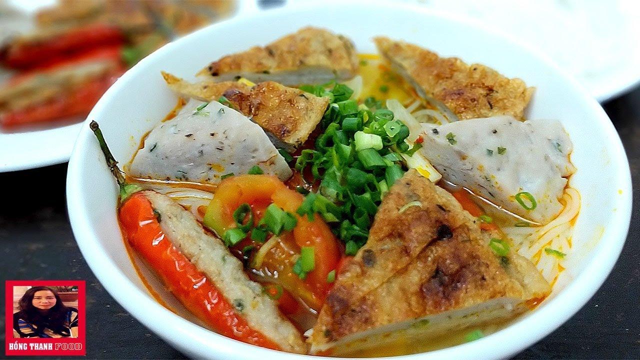 Cách làm món Bún Chả Cá Thác Lác thật ngon tuyệt tại nhà by Hồng Thanh Food